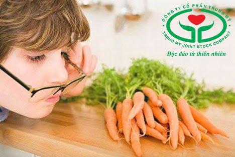 Bổ sung thực phẩm bổ mắt để tăng hiệu quả điều trị cườm mắt